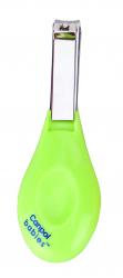 Щипчики для ногтей Canpol арт. 9/808, 0+ мес., цвет салатовый