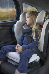 Автокресло 2/3 BeSafe iZi Flex Fix i-Size (Бисейф Изи Флекс Фикс Айсайз)Premium Car Interior Black 518050