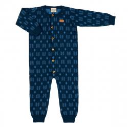 Комбинезон Voksi (Вокси) Double Knit New Nordic blue 50/56, 11007209