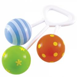 Погремушка Canpol Три шарика арт. 2/664, 0+
