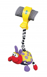Подвесная игрушка Playgro Божья коровка, 0111926