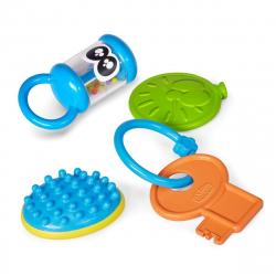 Игровой подарочный набор Chicco Baby senses (4 предмета) 6м+
