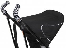 Чехлы Choopie CityGrips (Сити Грипс) на ручки для коляски-трости 337/9518 Zebra