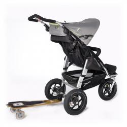 Подножка TFK (ТФК Твин) Multiboard для коляски Joggster Adventure/Sport для второго ребенка Mamaboard T-00-110