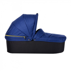 Люлька для коляски TFK QuickfiX Twin (ТФК Твин) Tap DuoX Carrycot Twilight Blue T-45-333