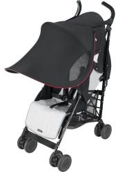 Козырек от солнца для коляски Maclaren (Макларен) Sunshades Ash Black  ADN63022