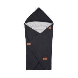 Одеяло-конверт Voksi (Вокси) Baby Wrap Star Dark Grey 10010259
