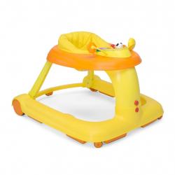 Каталка-ходунки Chicco 123 Baby Walker {Orange}