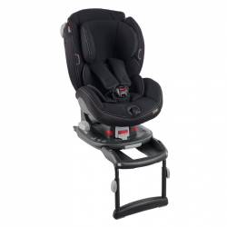 Автокресло 1 BeSafe iZi-Comfort X3 Isofix (Бисейф Изи Комфорт ИксТри Изофикс) Black Car Interior 528150