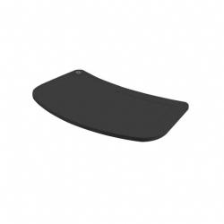 Столешница Micuna (Микуна) прямоугольная для стульчика OVO CP-1821 anthracite grey