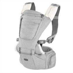 Переноска-трансформер Chicco Hip Seat Carrier расцветка Titanium