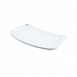 Столешница Micuna (Микуна) прямоугольная для стульчика OVO CP-1821 white
