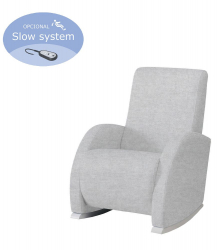 Кресло-качалка Micuna (Микуна) Wing/Confort Relax white/soft grey