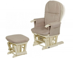Кресло-качалка Tutti Bambini (Тутти Бамбини) GC35 Vanilla/cream
