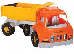 Грузовик Pilsan Moving Truck (06-602) Оранжевый