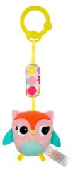 "Развивающая игрушка Bright Starts ""Звонкий дружок"" Сова"