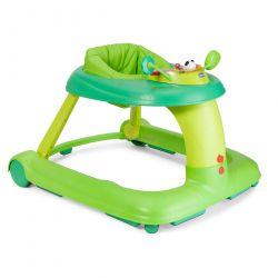 Каталка-ходунки Chicco 123 Baby Walker {Green}