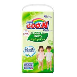 Подгузники-трусики GOO.N Cheerful Baby XL (11-18 кг) 42 шт.