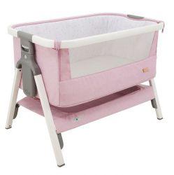 Колыбель Tutti Bambini (Тутти Бамбини) CoZee White and Dusty Pink 211205/1191