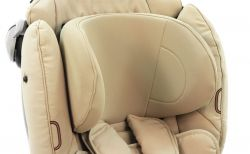 Автокресло 1 BeSafe iZi-Comfort X3 (Бисейф Изи Комфорт ИксТри) Midnight Black Mèlange 525101