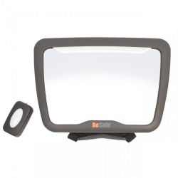Зеркало BeSafe Baby Mirror (Бисейф Бэби Мирэ) XL 2 для контроля за ребенком 11008430