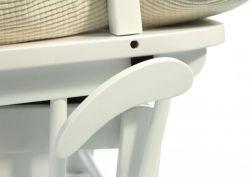Кресло-качалка Tutti Bambini (Тутти Бамбини) ROSE GC75 Vanilla/cream