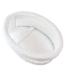 Постельное белье Micuna SMART (Микуна Смарт) сменное 3пр. TX-1482 Grey Dots