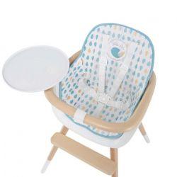 текстиль в стул Micuna OVO LUXE (Микуна Ово) TX-1646 White