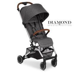 Коляска прогулочная FD-Design Ping (Эф Д Дизайн Пинг) Diamond Asphalt
