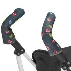 Чехлы Choopie CityGrips (Сити Грипс) на ручки для коляски-трости 536/6777 Toy Cars