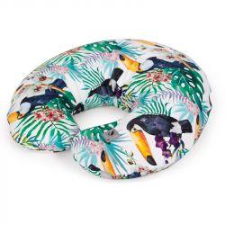 Подушка для кормления Ceba Baby Physio Mini (Себа Беби Физио Мини) Flora & Fauna Tucan W-702-099-544