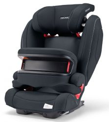 Автокресло Recaro Monza Nova IS, гр. 1/2/3, расцветка Prime Mat Black
