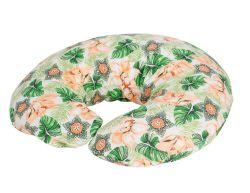 Подушка для кормления Ceba Baby Physio Mini (Себа Беби Физио Мини) Aloha трикотаж W-702-700-531