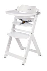 Стульчик для кормления Safety 1st Timba with Tray (без мягкого вкладыша) цвет White