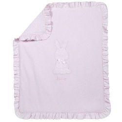 Плед для коляски Chicco с отстег. чехлом для девочек, размер 099, цвет розовый