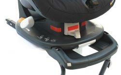 Автокресло 1 BeSafe iZi-Comfort X3 Isofix (Бисейф Изи Комфорт ИксТри Изофикс) Midnight Black Melange 528101