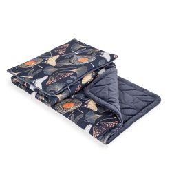 Комплект Ceba Baby (Себа Беби) одеяло 75х100 с подушкой 30х40 Gingo W-827-099-575