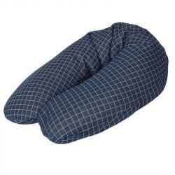 Подушка для кормления Ceba Baby CARO Flexi (Себа Беби Каро флекси) dark blue трикотаж W-706-079-164