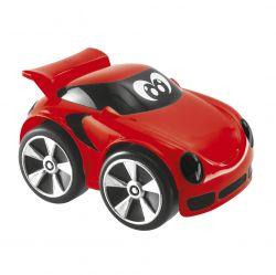 """Мини-машинка Chicco """"Turbo Touch"""" Redy {красный} 2г+"""