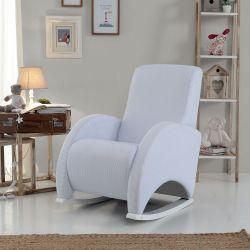 Кресло-качалка Micuna (Микуна) Wing/Confort white/soft grey
