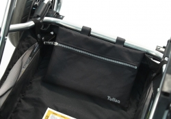 Дождевик для прогулочной коляски Tullsa (Туллса) black 43702