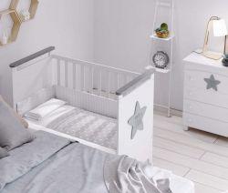 Доп.опция Micuna (Микуна) для крепления к родительской кровати СР-1828