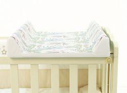 Матрас пеленальный Ceba Baby (Себа Беби) 70 см без изголовья на кровать 120*60 см Flora & Fauna Flores W-200-099-546