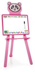 Доска для рисования Pilsan Panda цвет розовый