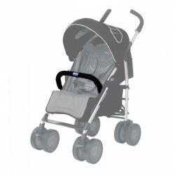 Бампер защитный для коляски Chicco MultiWay Evo цвет чёрный