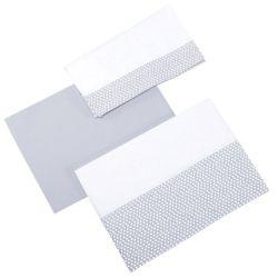 Постельное белье Micuna Galaxy (Микуна Гэлакси) 3 предмета 120*60 ТХ-821 grey
