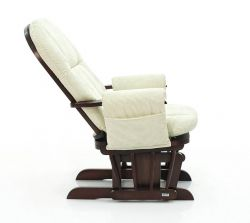 Кресло-качалка Tutti Bambini (Тутти Бамбини) DAISY GC35 Walnut/cream