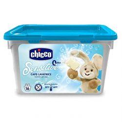 Средство для стирки детского белья в капсулах Chicco 20 шт.