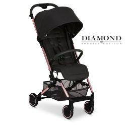 Коляска прогулочная FD-Design Ping (Эф Д Дизайн Пинг) Diamond Rose Gold