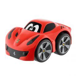 """Мини-машинка Chicco """"Turbo Touch"""" Ferrari F12 TDF 2г+"""